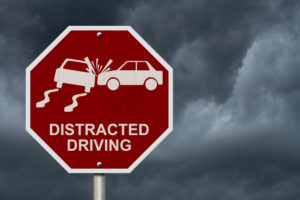 Accident with a distracted driver Monmouth County help top attorneys